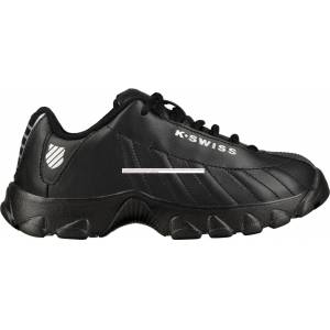 K-Swiss Kids' Preschool ST329 Shoes, Boys', Black - Black - Size: One Size