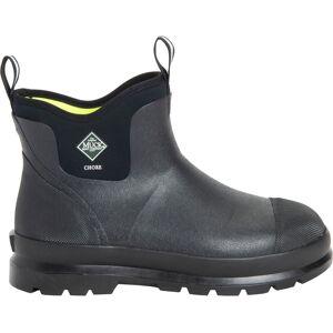 Muck Boots Men's Chore Classic Chelsea Boots, Black