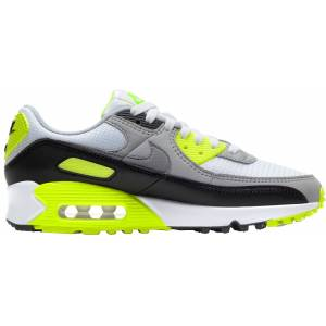 Nike Women's Air Max 90 Shoes, White - White - Size: One Size