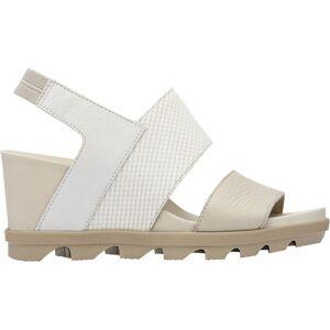 SOREL Women's Joanie II Slingback Sandals, Sea Salt