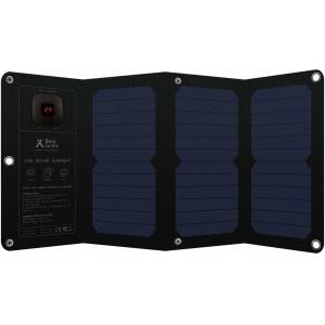 Bear Grylls 21W Fold-Out Solar Mat, Stainless Steel - Stainless Steel