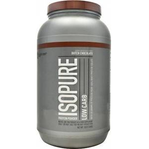 Isopure Low Carb Protein Powder Chocolate 42 Servings