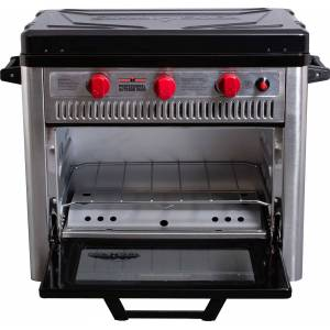 Camp Chef Professional Outdoor Oven, Stainless Steel - Stainless Steel