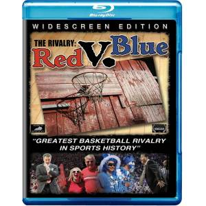 The Rivalry: Red vs. Blue Blu-ray - Blue - Size: One Size