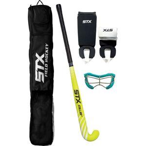 STX Stallion 50 Junior Field Hockey Package, Size 36, Black