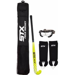 STX Stallion 50 Junior Field Hockey Package, Gray