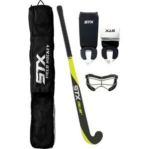 STX Stallion 50 Junior Field Hockey Package 2019, Black