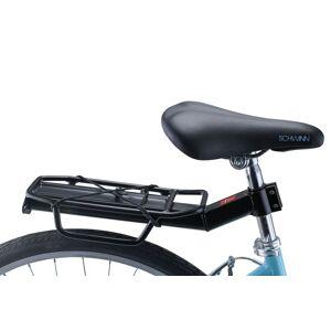 Schwinn Signature Seatpost Rear Bike Rack, Black