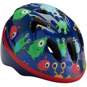 Schwinn Infant Aliens Classic Bike Helmet, Blue