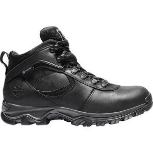Timberland Men's Mt. Maddsen Mid Waterproof Hiking Boots, 9.0MEDIUM, Black