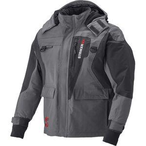 Striker Ice Youth Predator Ice Fishing Jacket, Kids, Size 8, Gray/Black