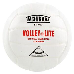 Tachikara Volley-Lite Indoor Volleyball, White
