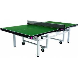 Butterfly Centrefold 25 Indoor Table Tennis Table, Green