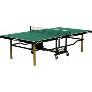 Butterfly Nippon Rollaway Indoor Table Tennis Table, Green