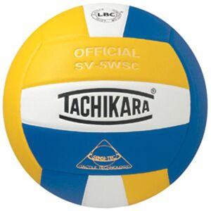 Tachikara SV-5WSC Indoor Volleyball, Blue