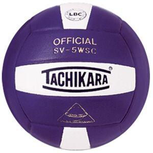 Tachikara SV-5WSC Indoor Volleyball, Purple