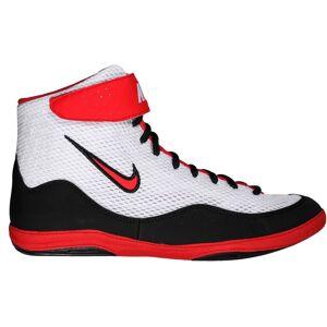 Nike Men's Inflict 3 Wrestling Shoes, White