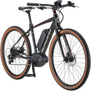 Schwinn Women's Vantage FXe Electric Bike, Small, Black