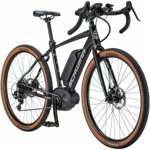 Schwinn Men's Vantage RXe Electric Bike, Large, Black