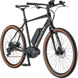 Schwinn Men's Vantage FXe Electric Bike, Small, Black