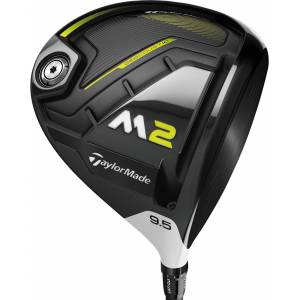 TaylorMade M2 Driver, Right Hand, Men's, aluminum