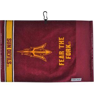 Team Effort Arizona State Sun Devils Face/Club Jacquard Golf Towel