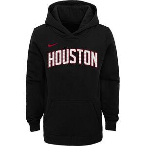 Nike Youth Houston Rockets Black Statement Hoodie, Kids, Large