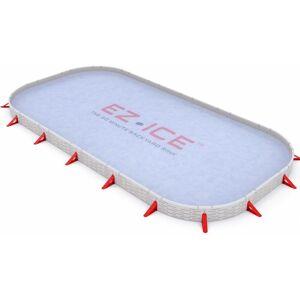EZ ICE 15' x 30' Kiddie Rounded Backyard Ice Rink
