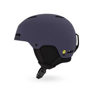 Giro Adult Ledge FS MIPS Snow Helmet, Large, Blue