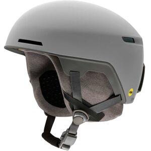 Smith Optics SMITH Adult Code MIPS Snow Helmet, Medium, Gray