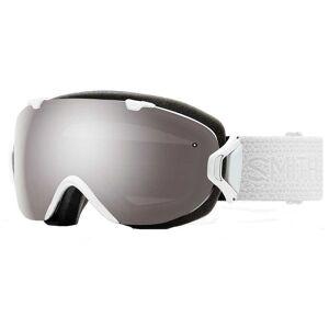 Smith Optics SMITH Women's I/OS Snow Goggles with Bonus Lens, White