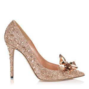 Jimmy Choo Ari  - Rose Gold - Size: 38.5