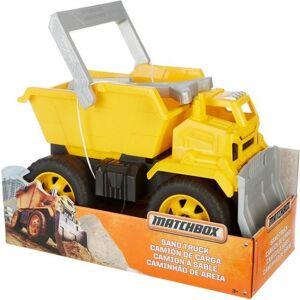 Matchbox Sand Truck -Yellow