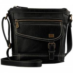 B.O.C. Amherst Crossbody Handbag -Black