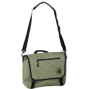 Body Glove Terramar Waterproof Messenger Bag -Green