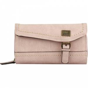B.O.C. Amherst Deluxe Wallet -Pink