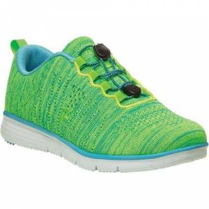 Propet USA Womens TravelFit Shoes -Green