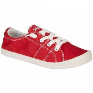 Jellypop Womens Dallas Casual Sport Shoes -Red