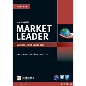 Market Leader 3rd Edition Intermediate Coursebook & by David Cotton