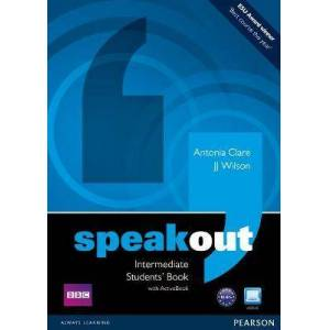 Speakout Intermediate Students book and DVD/Active by Antonia Clare