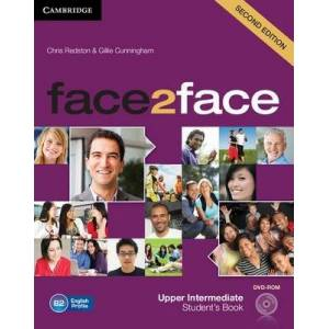 face2face Upper Intermediate Student's Book with by Chris Redston