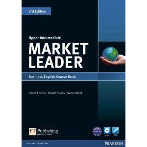 Market Leader 3rd Edition Upper Intermediate by David Cotton