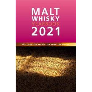 Malt Whisky Yearbook 2021 by Ingvar Ronde