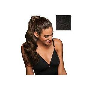 Hairdo 23'' Long Wave Pony  - Midnight Brown