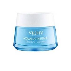 Vichy Aqualia Thermal Water Gel Face Moisturizer with Hyaluronic Acid