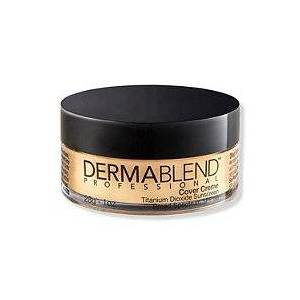 Dermablend Cover Creme Full Coverage Foundation  - 30W Yellow Beige (light skin with neutral undertones)