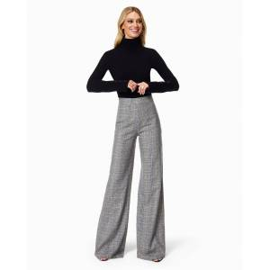 Flynn Pant in Maple Plaid - Size: 14