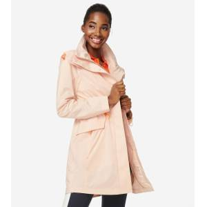 Cole Haan ZERØGRAND Long City Jacket size S Cole Haan, ZEROGRAND Coats  Jackets for Women. Clay Pink ZERØGRAND Long City Jacket from Cole - Clay Pink - Size: S