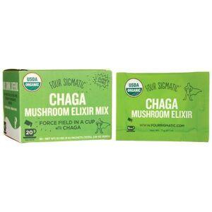 Four Sigmatic Chaga Mushroom Elixir Mix 20 Packets