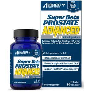 New Vitality Super Beta Prostate P3 Advanced 60 Cplts